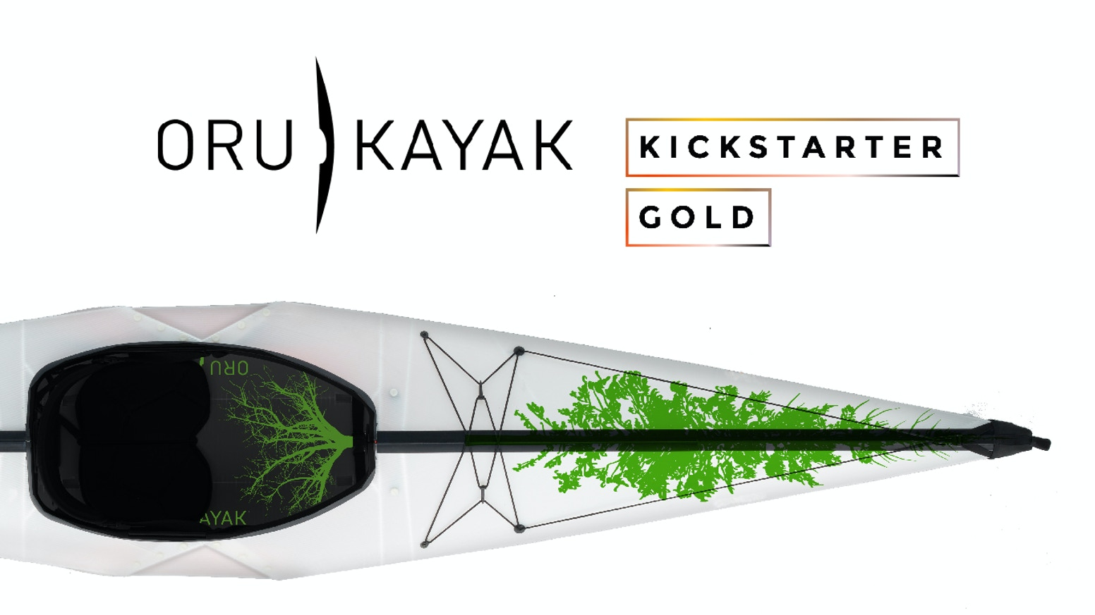 Oru Kayak Is Back For Good by Oru Kayak — Kickstarter