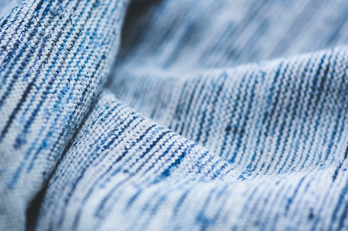 Our organic fabric is certified through GOTS.