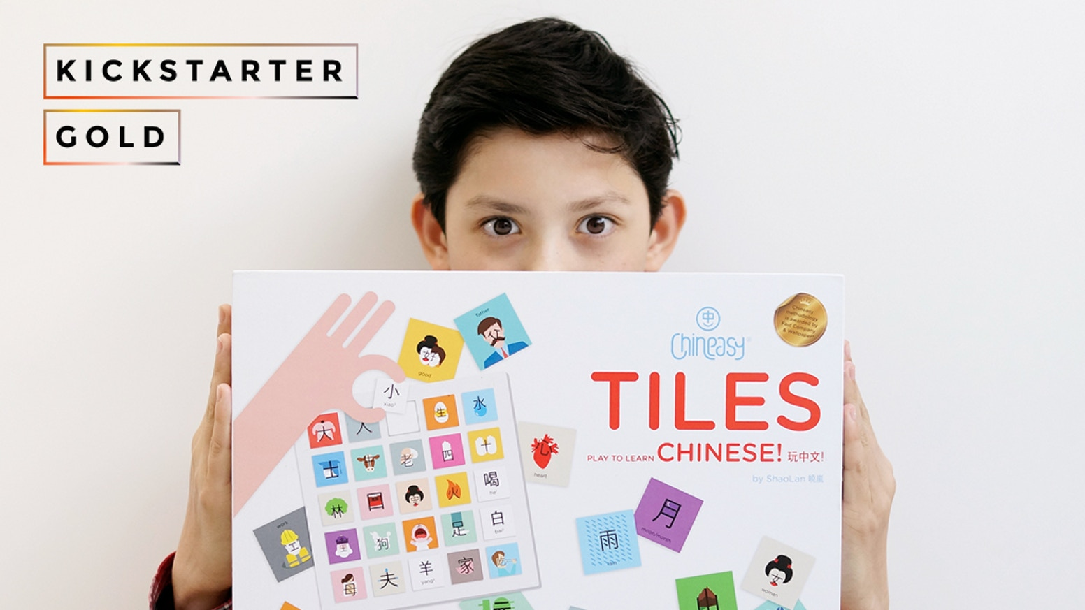 Chineasy Tiles is an award-winning game that makes Chinese fun and easier to learn than ever. Let's play to learn Chinese!
