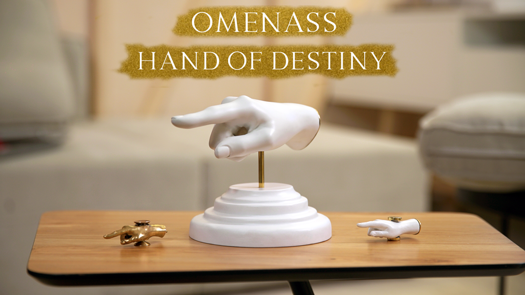 Omenass: Hand of Destiny. Solve your disputes the fun way project video thumbnail