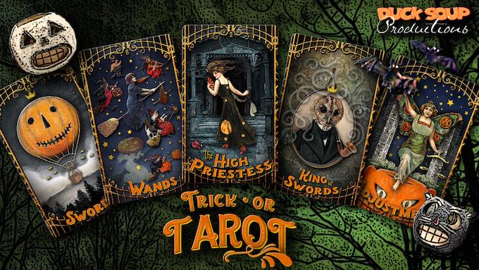 The Definitive Seasonal Tarot