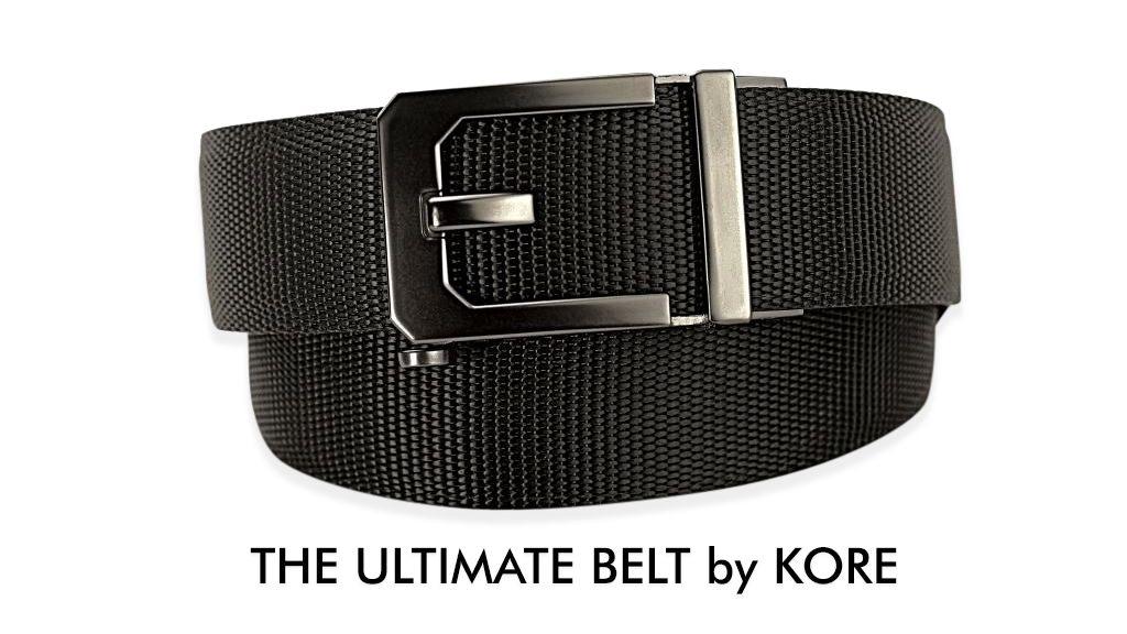 Ultimate Belt Kore Essentials By Karl Kozak Kickstarter The trakline seems like an ordinary belt with an ordinary buckle. ultimate belt kore essentials by karl