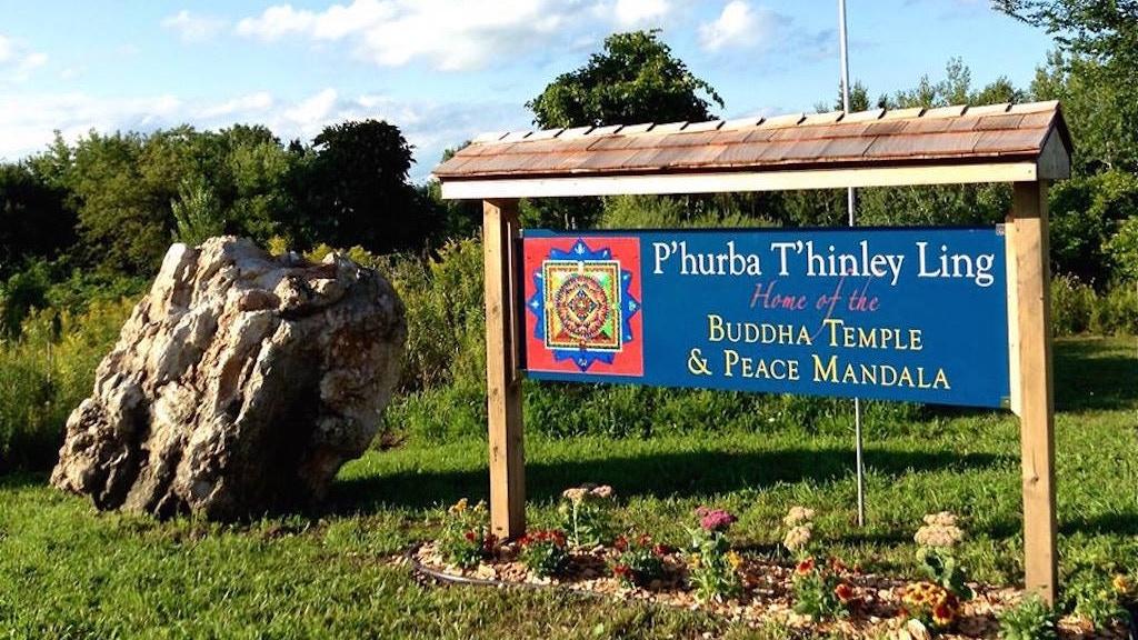 P'hurba Peace Mandala project video thumbnail