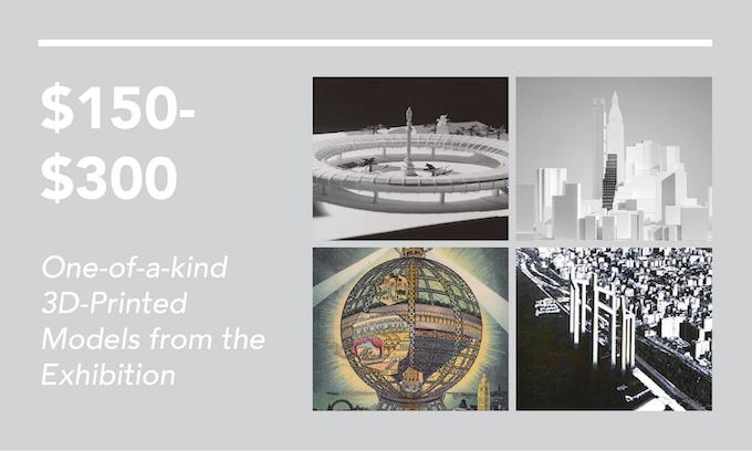 Never Built New York By Queens Museum Kickstarter