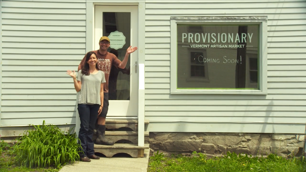 Provisionary Vermont: Local Foods Market project video thumbnail
