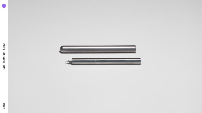 Titanium Pen Type-B Sleeve and Pen