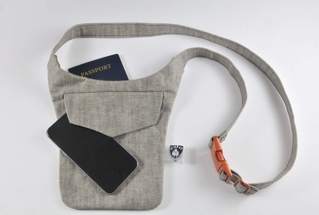 Hipster/Holster with Blackout zippered pocket in back