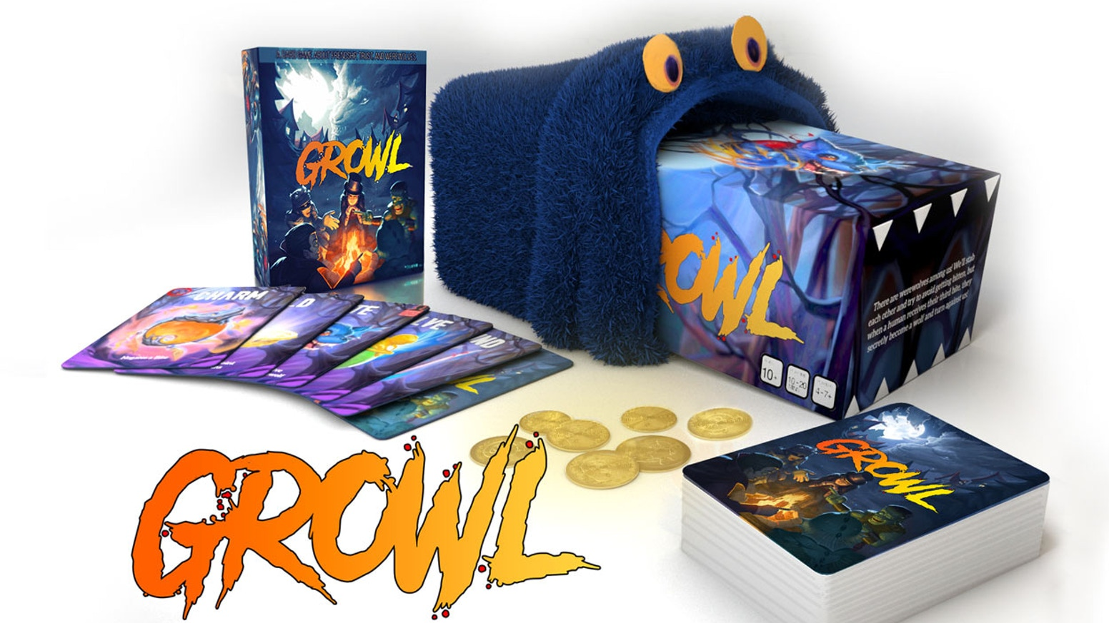 GROWL by Joey Vigour — Kickstarter
