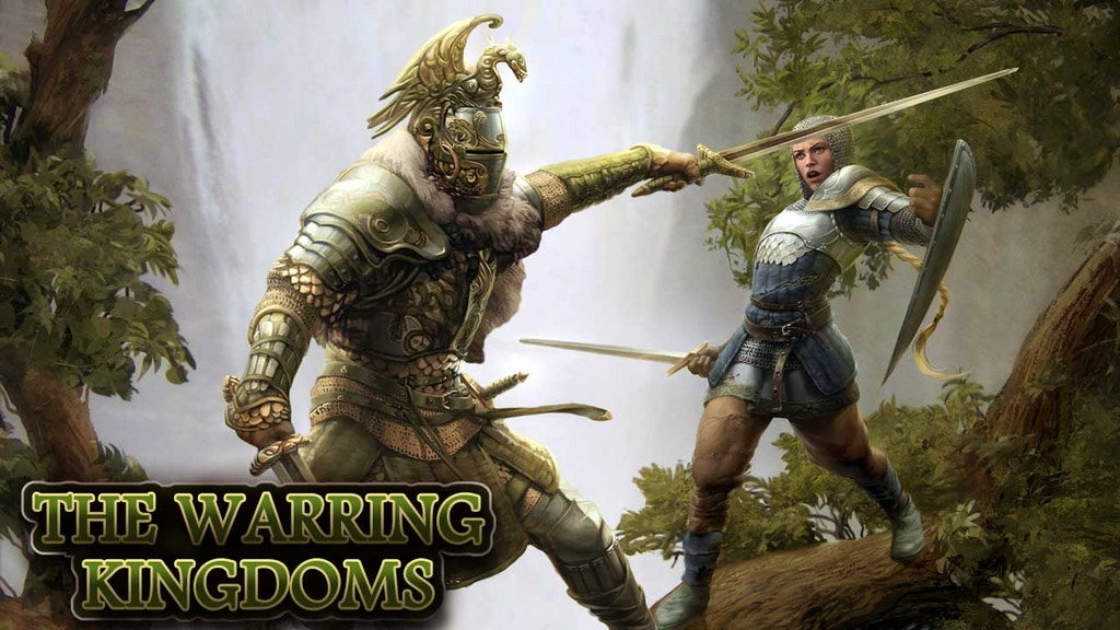 Warring Kingdoms - The Dark Eye RPG project video thumbnail