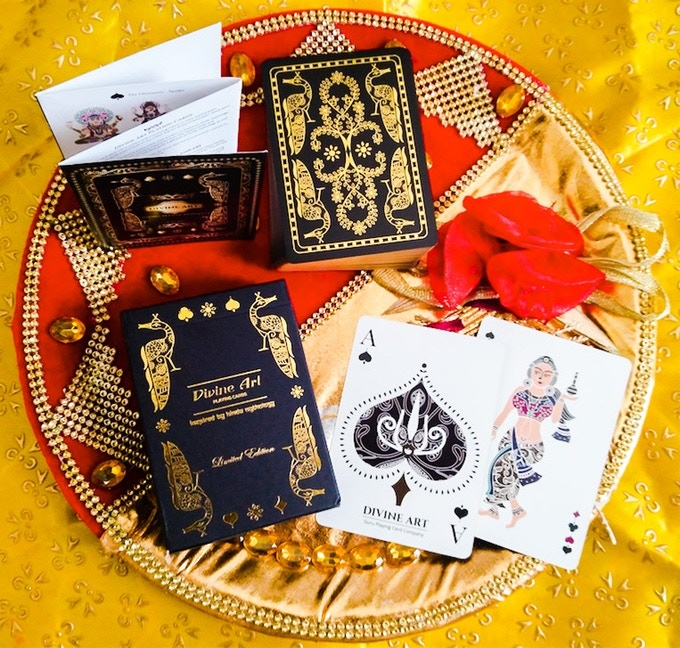 Divine Art Playing Cards - Limited Edition