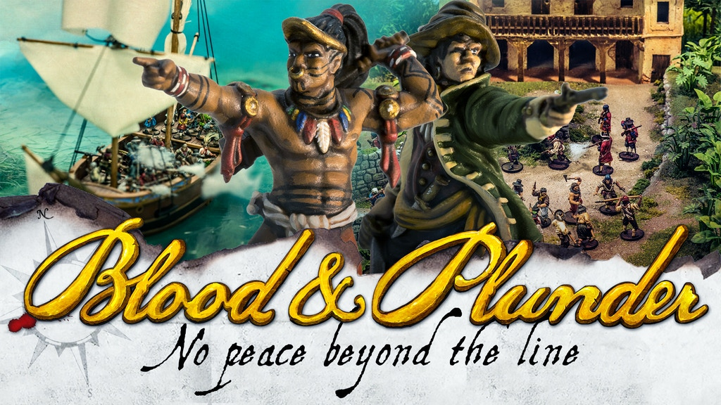 Blood and Plunder: No Peace Beyond the Line project video thumbnail