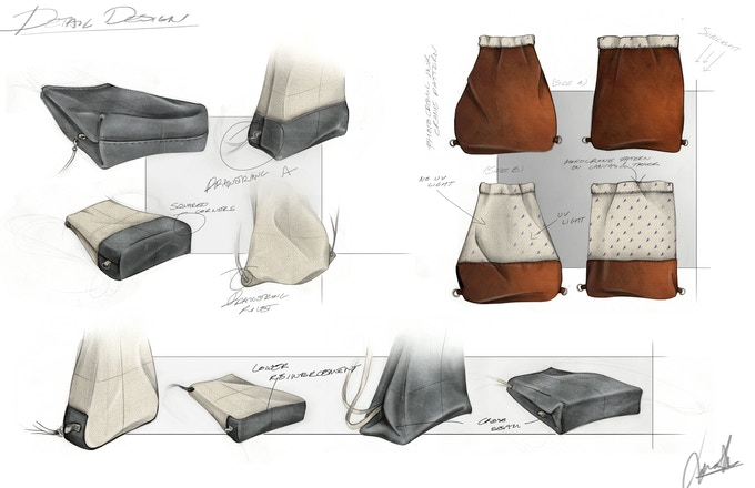 Bag Detail Design