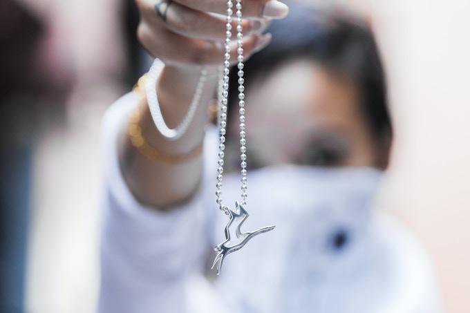 Monocrane Pendant, photo by Jayscale w/ Jayemkayem