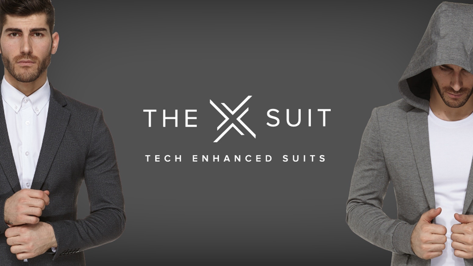 The #1 funded tech-suit on crowdfunding. Now available for express shipping.