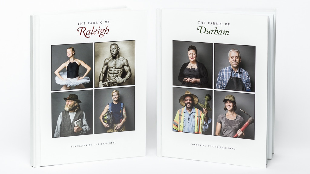 The Fabric of Raleigh/The Fabric of Durham Photography Book project video thumbnail