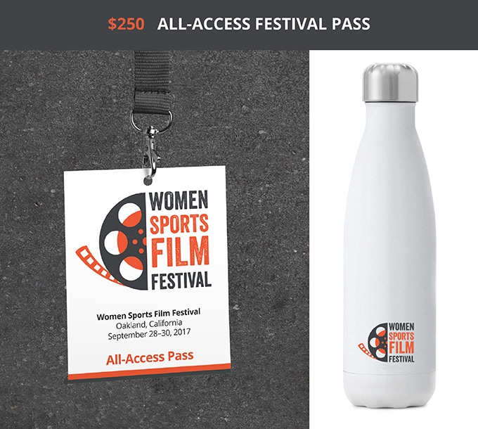 Go to the head of the line with your All-Access film festival pass!