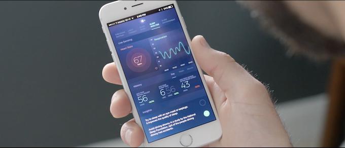 Circadia Sleep System: Tracker, Speaker and Lamp by Circadia