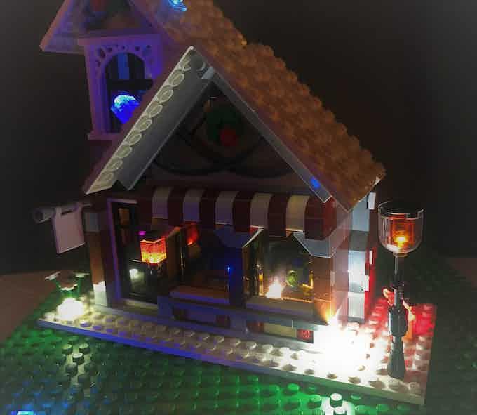 Holiday Set Featuring i-Brix
