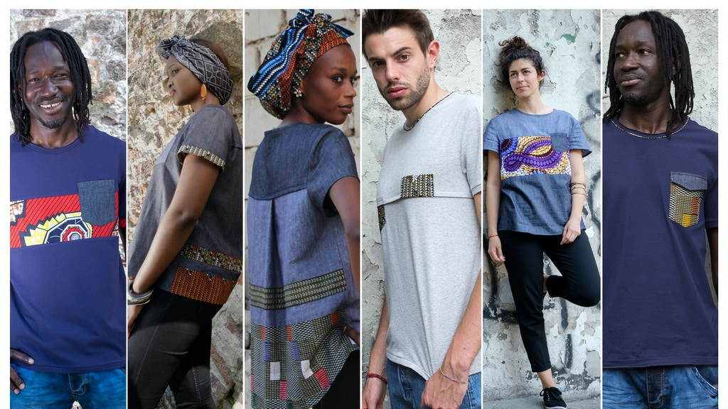 LAB DAKAR - Your own ethically made T-Shirt from Senegal project video thumbnail