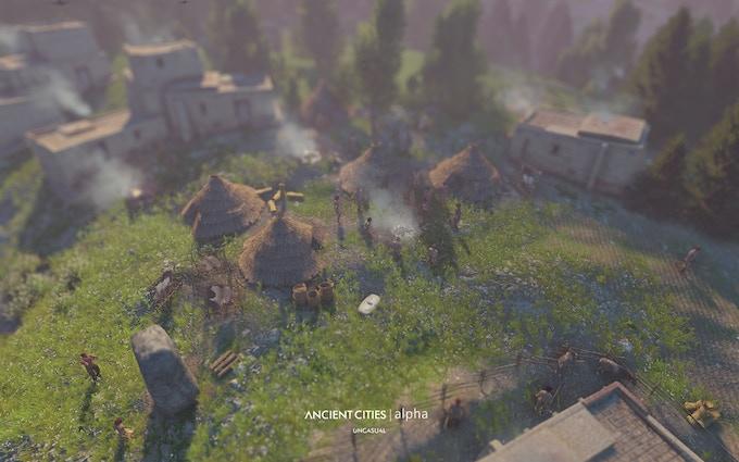 A new little village.