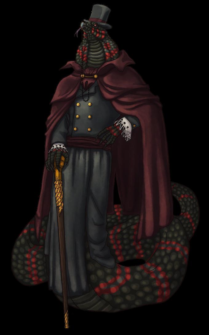Salazar, NPC