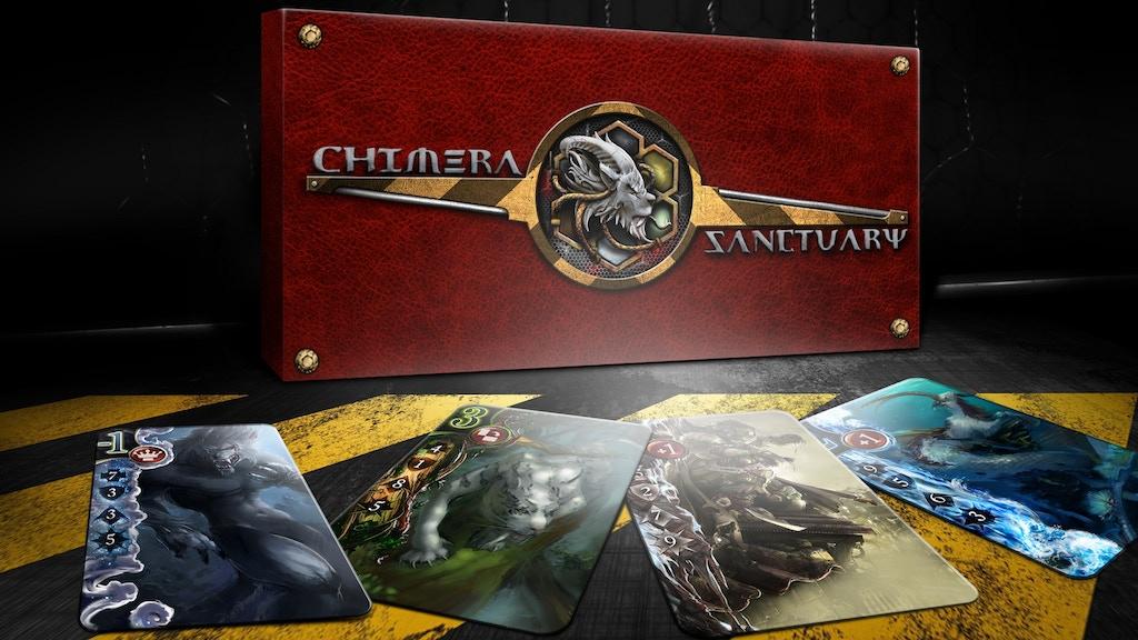 Chimera Sanctuary project video thumbnail