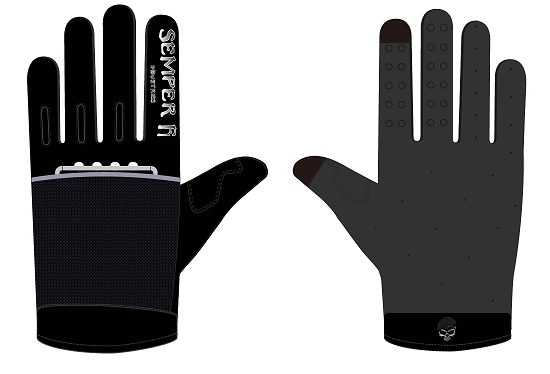 Led Tactical Amp Work Gloves Reinvented To Save Lives By