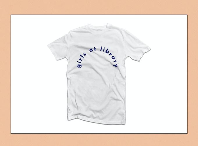 GAL arc/rainbow shirt