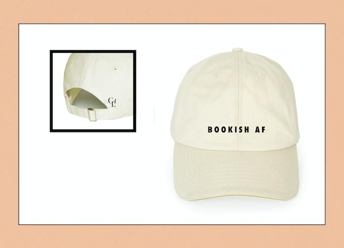 BOOKISH AF hat