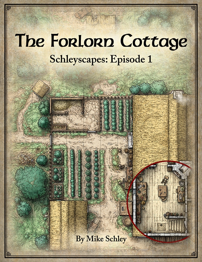The Forlorn Cottage - Schleyscapes: Episode 1