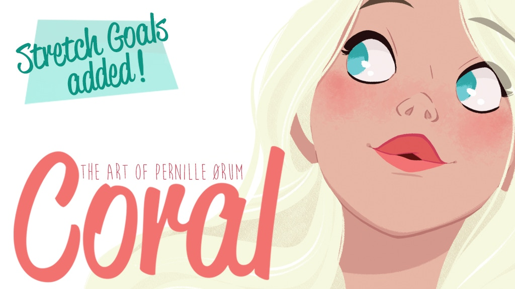 CORAL: The Art of Pernille Ørum