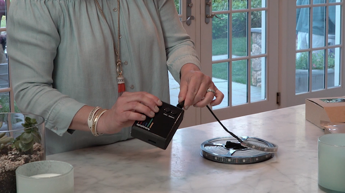 Synchrony™ - World's First Intelligent LED Music Controller by
