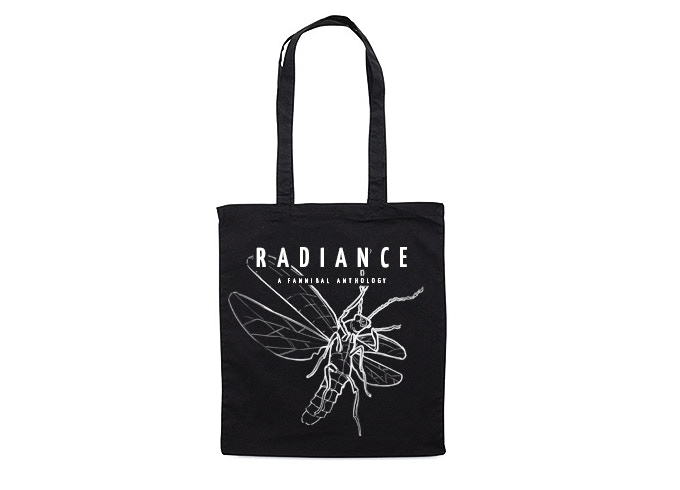 Radiance stretch goal: tote bag