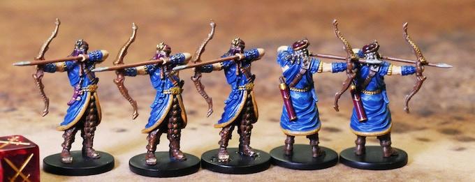 Stygian Skirmishers