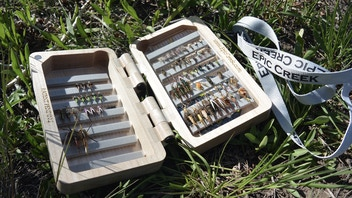Epic Creek Fly Box System