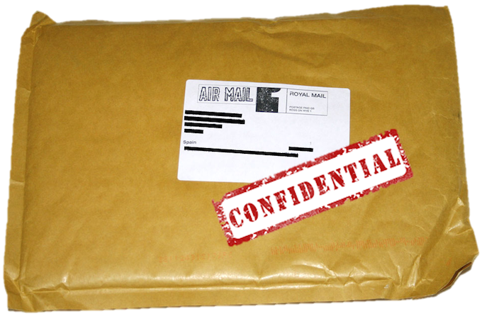 Shhhhh it is Confidential!