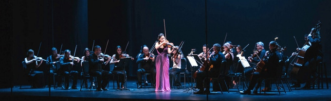 Sarah Chang & The Hollywood Chamber Orchestra