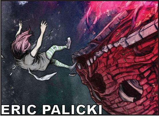 Writer/Editor ERIC PALICKI (No Angel, Fake Empire)