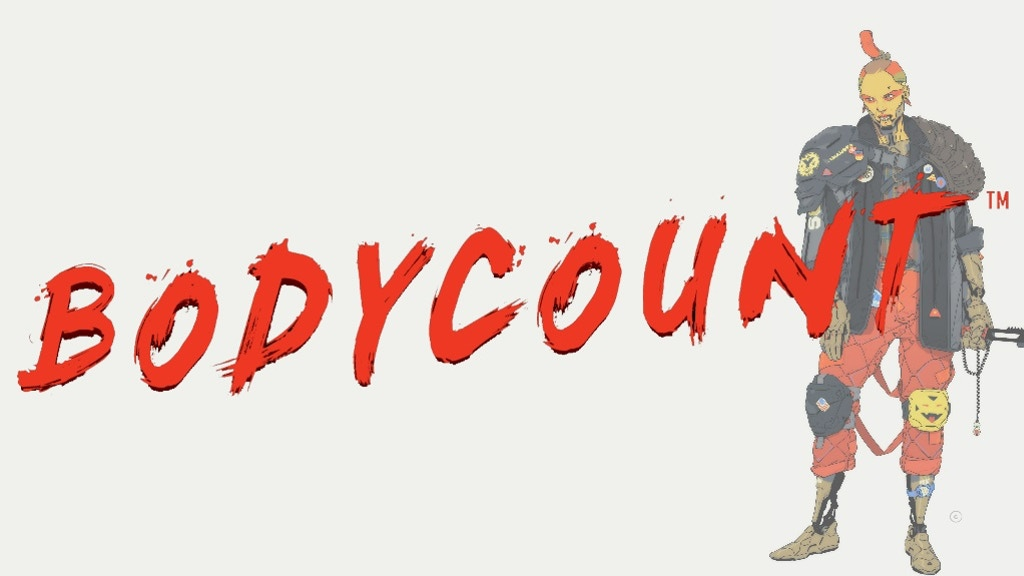 Bodycount: An OTT Cyberpunk Tabletop RPG project video thumbnail