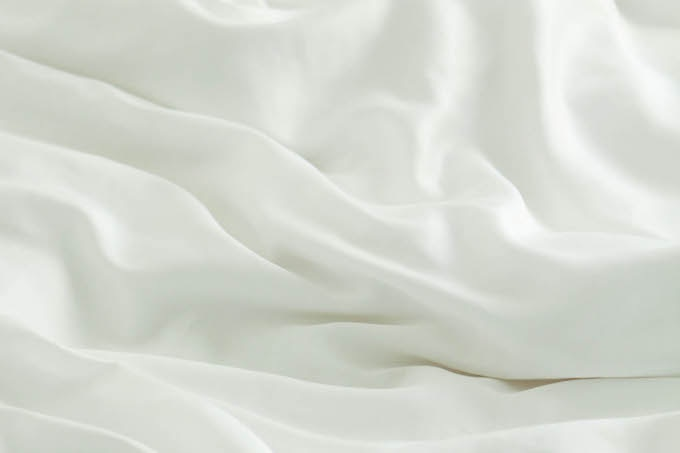 A close up of the Flat White colour fabric