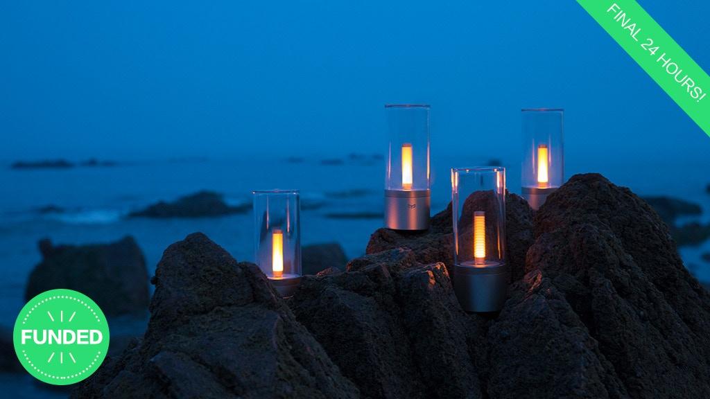 Yeelight Candela: The Smart Mood Candlelight project video thumbnail
