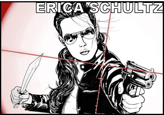 Writer ERICA SCHULTZ (Charmed, M3)