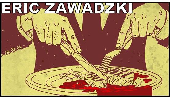 Artist ERIC ZAWADZKI (The Dregs)