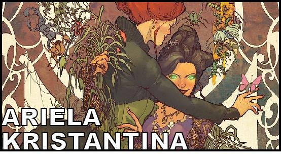 Artist ARIELA KRISTANTINA (Deep State, Insexts)