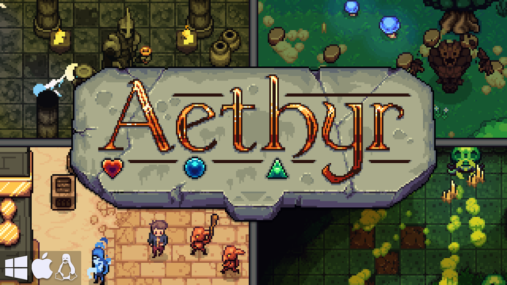 Aethyr project video thumbnail