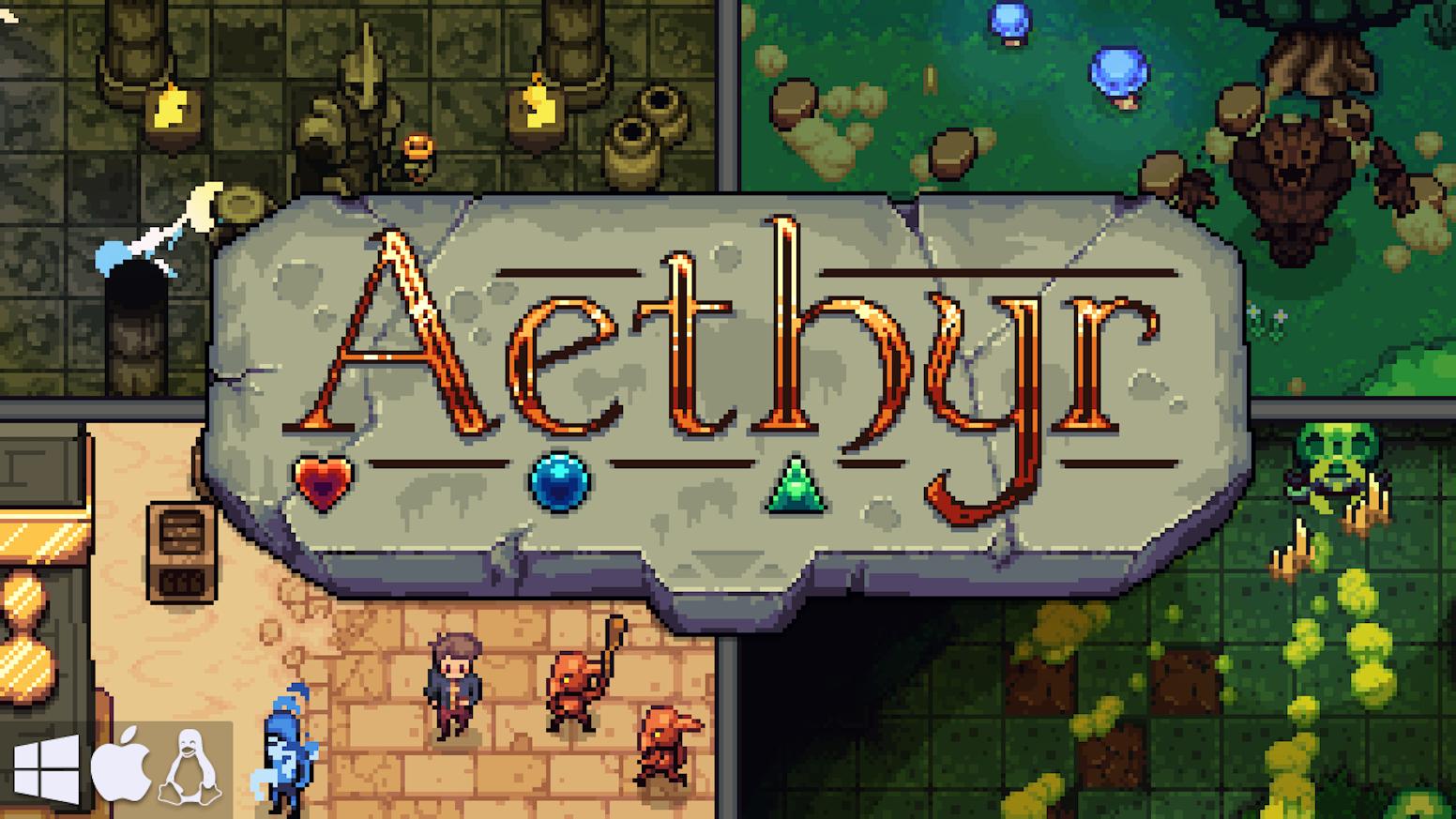 Aethyr by Labyrinth — Kickstarter