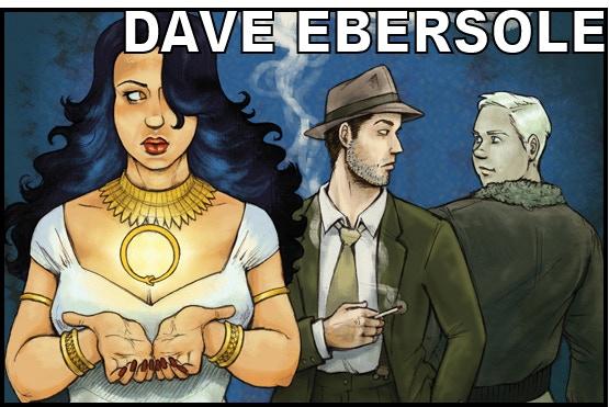 Writer DAVE EBERSOLE (Dash)