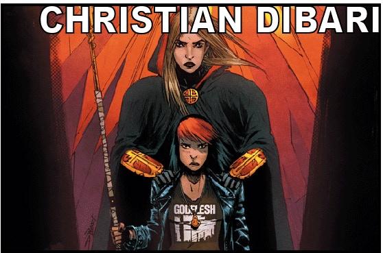 Artist CHRISTIAN DIBARI (Magdalena)