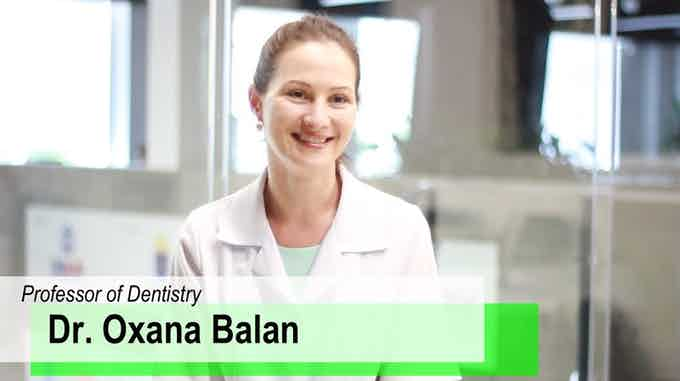 Dr. Oxana Balan - Co-Founder BruxRelief