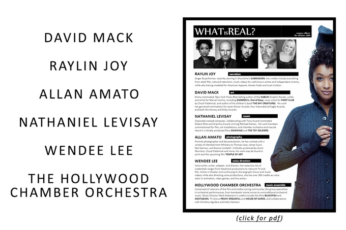 Click for Artist Bio One-Sheet (pdf)
